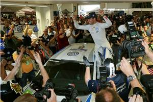 Ogier wins again in Mexico