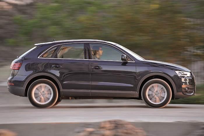 Audi Q3 2.0T review, test drive