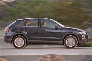 Audi Q3 2.0T review, test drive