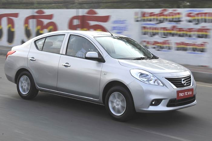 Nissan Sunny Automatic review, test drive and video