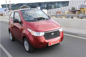 Mahindra e2o review, test drive and video