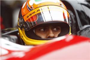 Chandhok to compete in FIA GT
