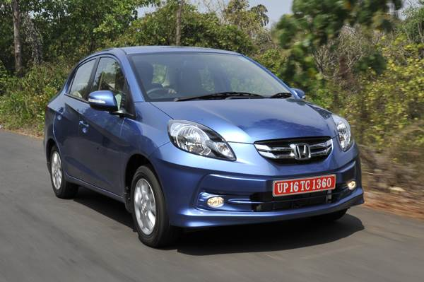 Honda Amaze review, test drive and video