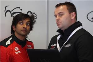 Narain to race in Auto GP at Marrakech