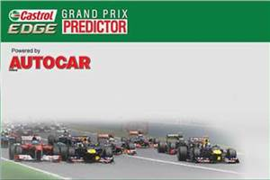 The Castrol EDGE Grand Prix predictor is back