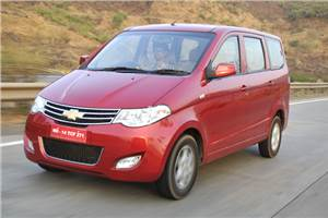 2013 Chevrolet Enjoy review, test drive and video