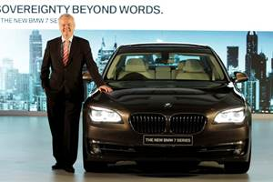 BMW launches 7-series facelift