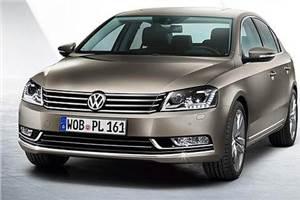 Apollo to supply tyres for VW Passat globally