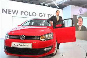 Volkswagen launches Polo GT TSI
