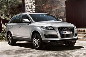 Audi readies Range Rover Sport rival