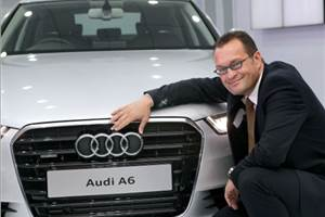 Audi races past BMW to number one spot