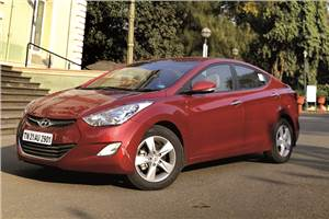 Hyundai Elantra (First Report)