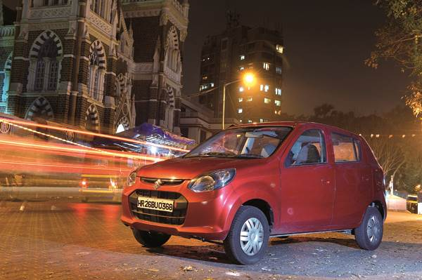Maruti Alto 800 (First Report)