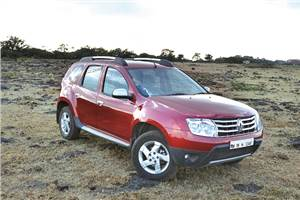 Renault Duster (First report)