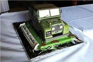 Land Rover celebrates 65th anniversary
