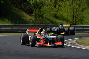 AutoGP: Narain finishes fourth at Hungary
