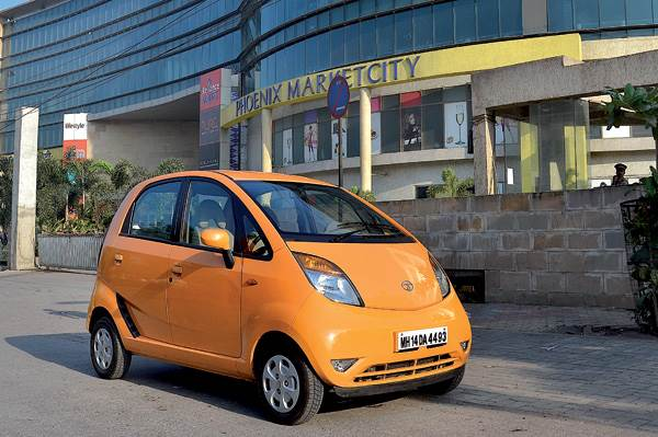 Tata Nano LX 2012 (Fourth Report)