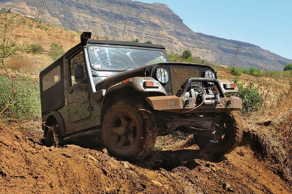 Mahindra Thar (Fourth report)
