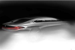 BMW Grand Lusso Coupé Pininfarina concept previewed