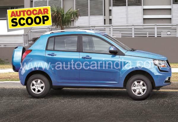 Mahindra S New Compact Suv Autocar India