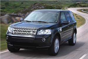 New name for next Freelander from Land Rover