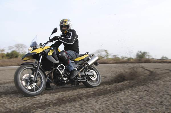 BMW F 650 GS review, test ride and video