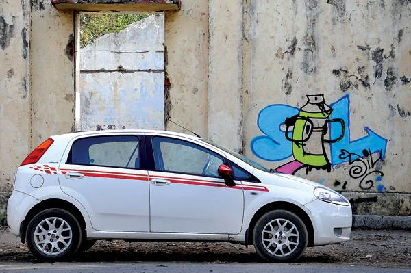 Fiat Punto (Second Report)