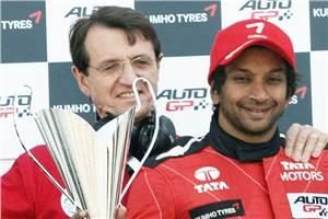 AutoGP: Narain wins at Silverstone