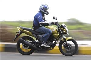 Honda CB Trigger, review, test ride