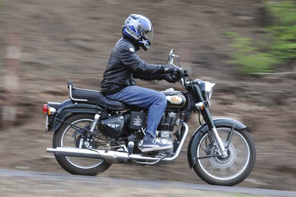 Royal Enfield Bullet 500 review, test ride