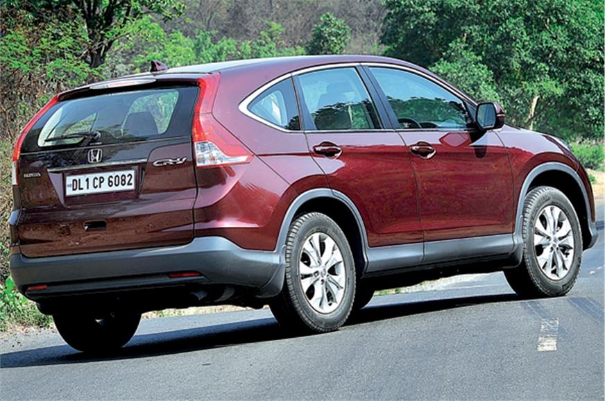 new 2013 honda cr v 2 0 review test drive autocar india. Black Bedroom Furniture Sets. Home Design Ideas