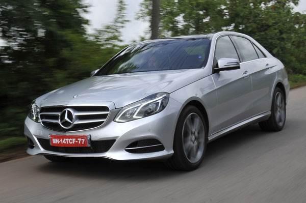 New 2013 Mercedes E-class review, test drive