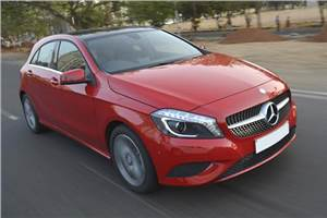 2013 Mercedes A 180 CDI review, test drive
