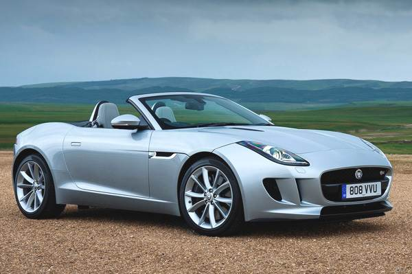 Jaguar F Type Launched Autocar India