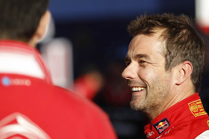 Citroen confirms 2014 WTCC entry with Loeb