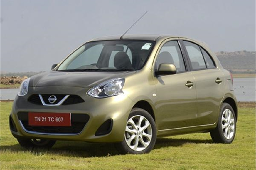 Nissan Micra facelift, Micra Active launched - Autocar India
