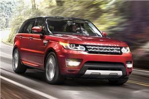 New 2013 Range Rover Sport review, test drive