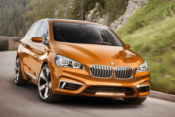 BMW 1-series GT MPV previewed