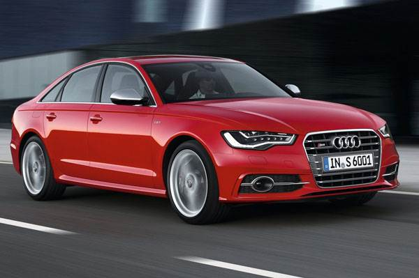 Audi launches S6 sports saloon