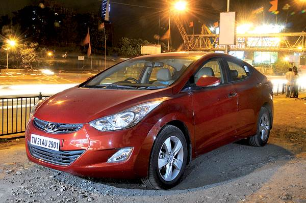 Hyundai Elantra (Second report)