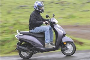 New Honda Activa i review, test ride