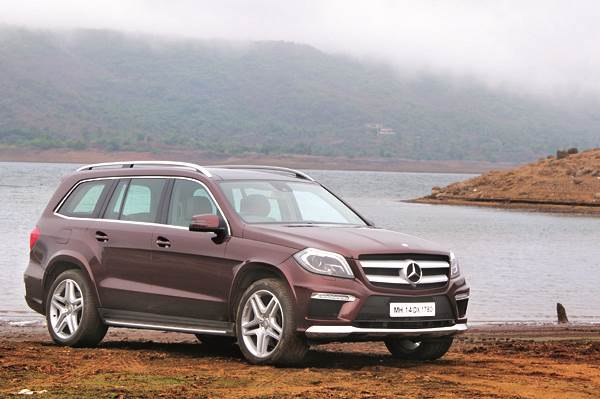 2013 Mercedes GL 350 CDI review, test drive