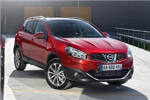 Nissan evaluating Qashqai SUV for India