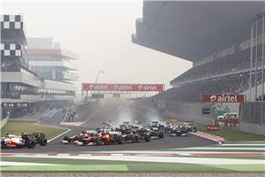 2013 Indian GP tickets go on sale