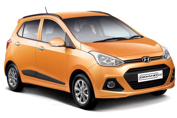 Hyundai Grand i10 review, test drive and video