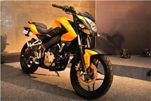 Bajaj to export 1,000 Pulsar 200NS to Indonesia