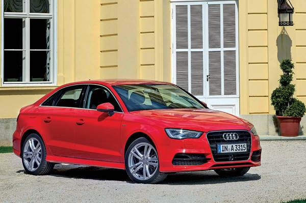 New 2013 Audi A3 review, test drive