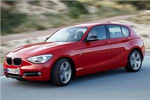 BMW 1-series coming on Sep 3