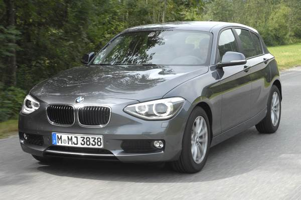 2013 BMW 1-series review, test drive