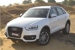 Audi Q3 S coming on Aug 19